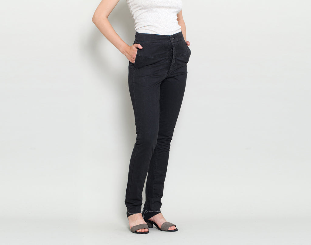 Skinny Long Pants - KERENVEMICHAL by Michal Nir