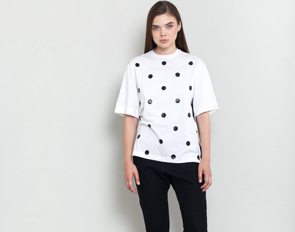 Polka Dot Shirt - KERENVEMICHAL by Michal Nir