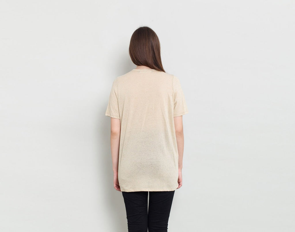 Sort Sleeve Top - KERENVEMICHAL by Michal Nir