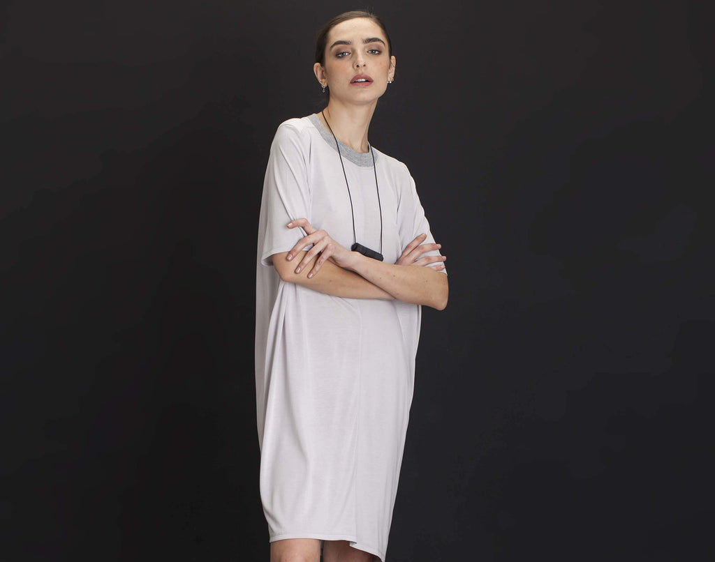 Summer Shirt Dress - KERENVEMICHAL by Michal Nir