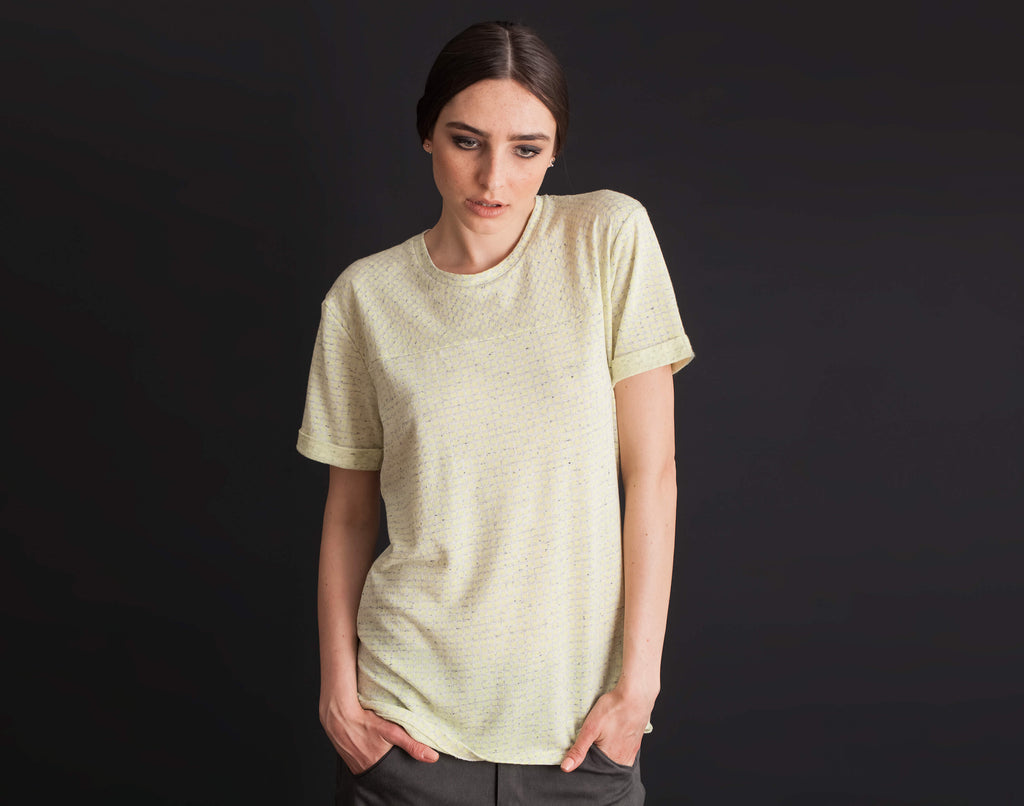 Short Sleeve Shirt - KERENVEMICHAL by Michal Nir