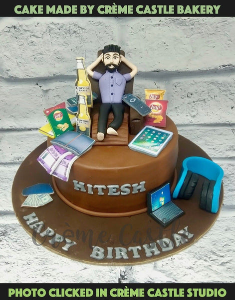 Cake for A Stud Boss