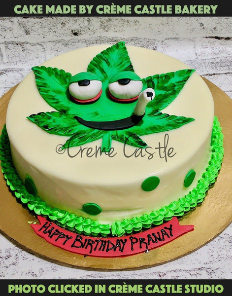 Marijuana themed 2 - cremecastle