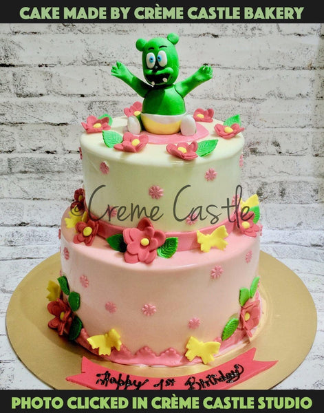 Pepper Pig Cake 2 - cremecastle