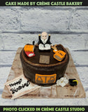 Judge Cake - cremecastle