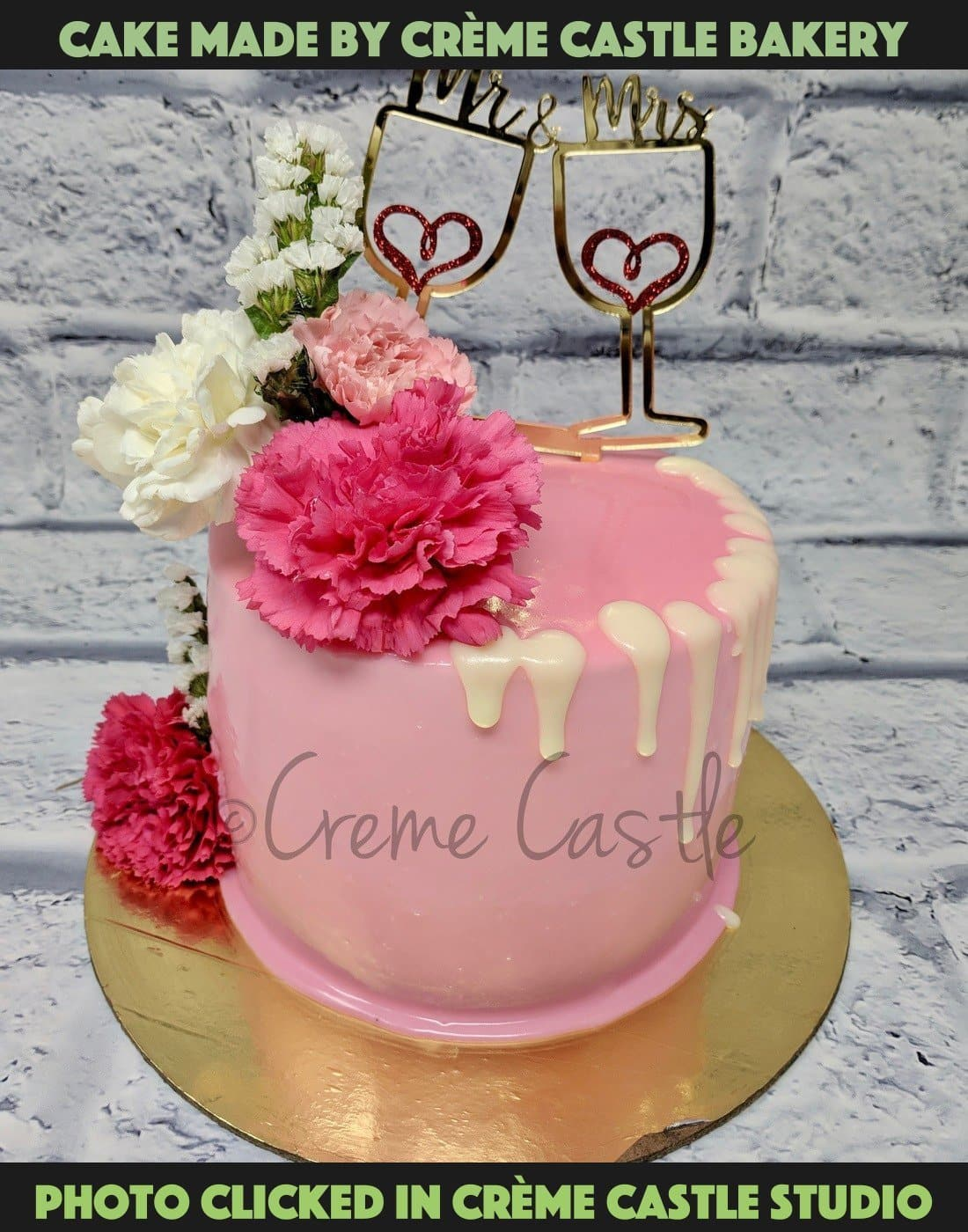 Champagne delights - cremecastle