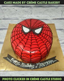 This Avenger designed fondant cake will just be loved by all the boys. If your son admires the Avengers, then he will just fall in love with this amazing cake. Uniquely crafted , this cake will be the centre of attraction on your son's birthday. So, bag appreciations and love from your son by surprising him with his cake on his birthday