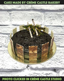 Chocolate Mud Cake - cremecastle