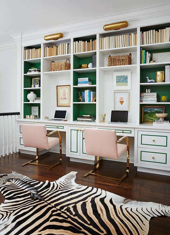 Luxury Home Library Dreamy Office Designs One Kind Design