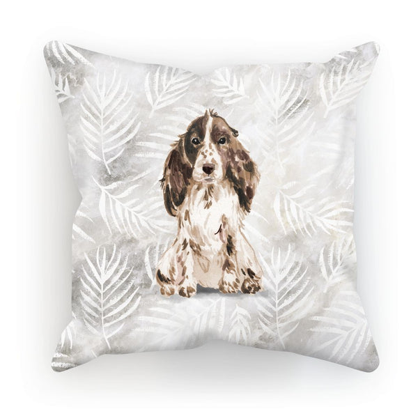 Cocker Spaniel Dog Cushion - Mode Prints
