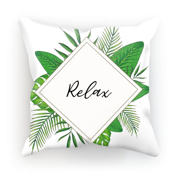 Relax Botanical Cushion - Mode Prints