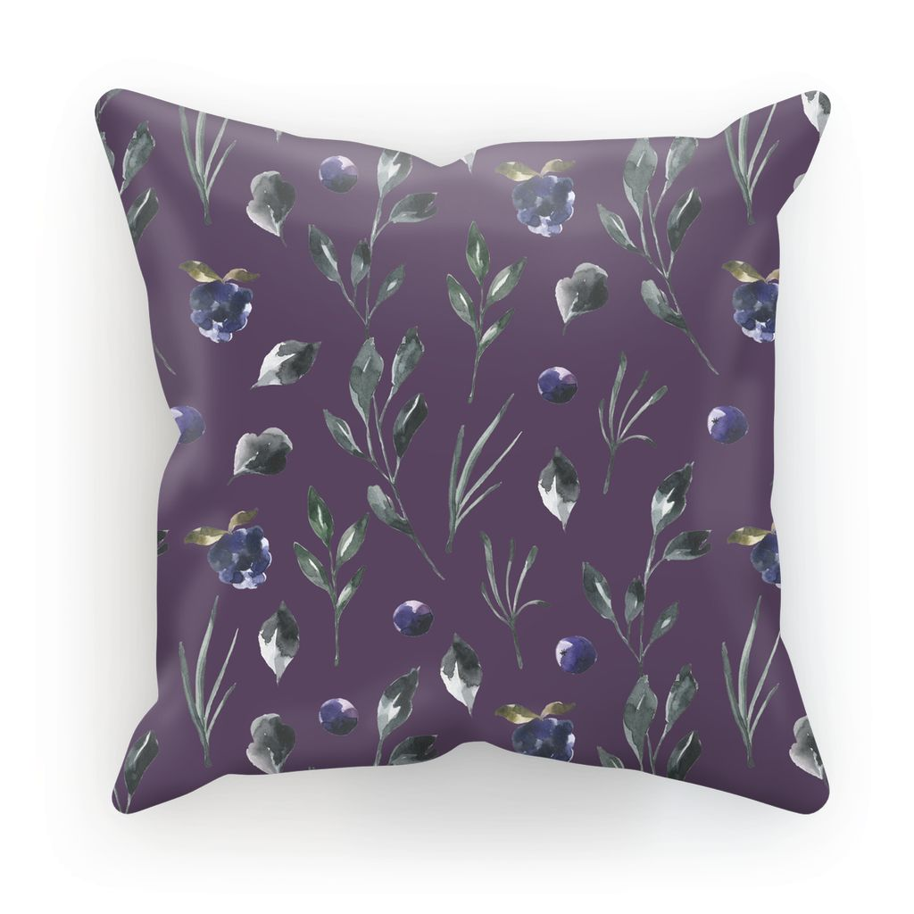 Winter Garden Cushion