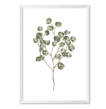 Botanical Leaves 4 Poster Print-Print-Mode Prints