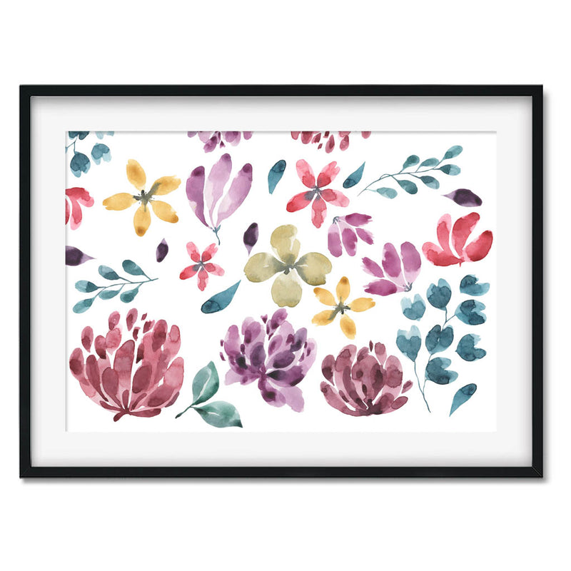 Mode Wall Art Print