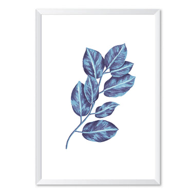 Botanical Leaves 10 Poster Print