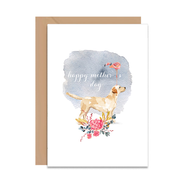Happy Mothers Day Greeting Card - Mode Prints