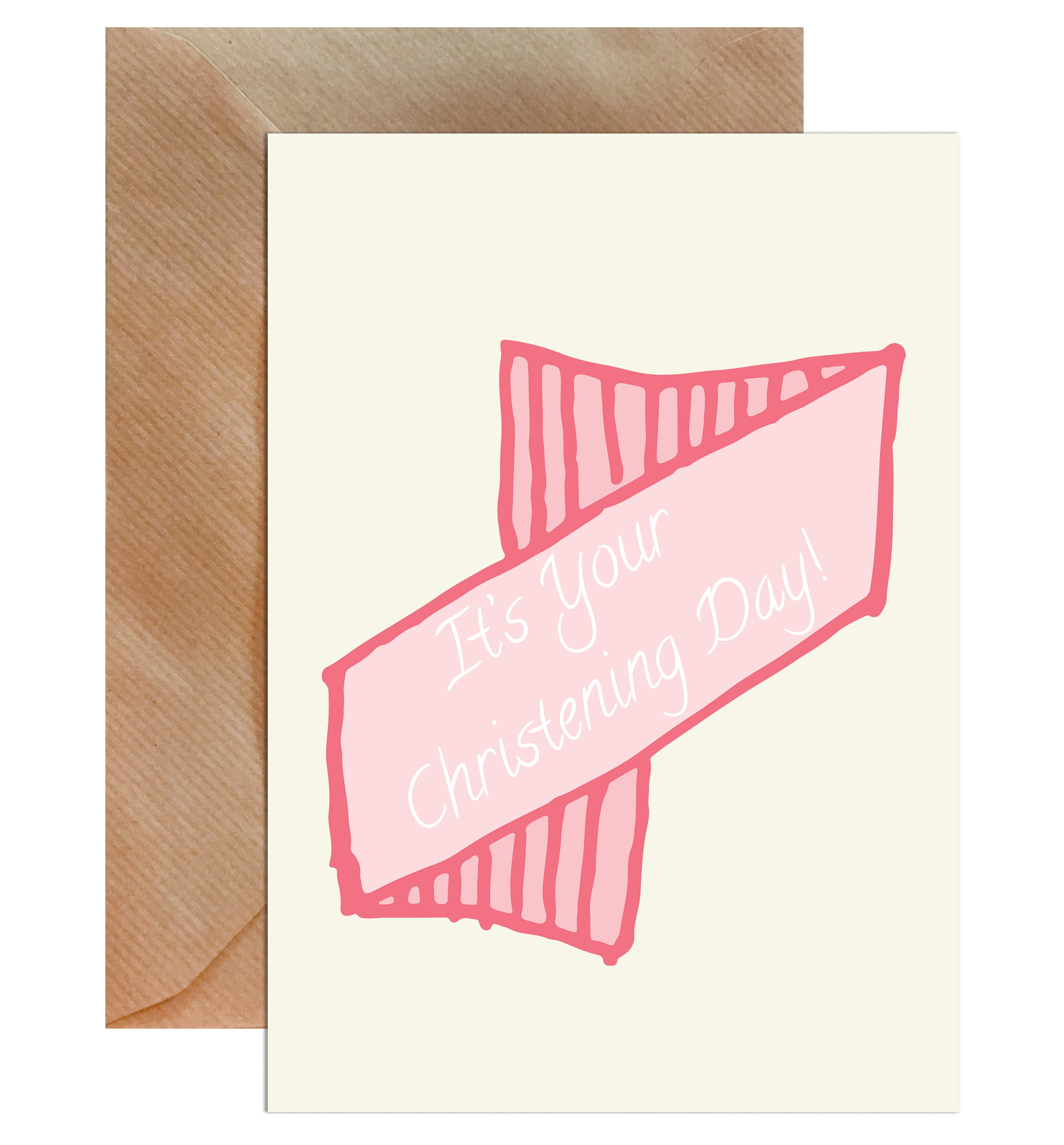 Its your christening day greeting card mode prints its your christening day greeting card m4hsunfo