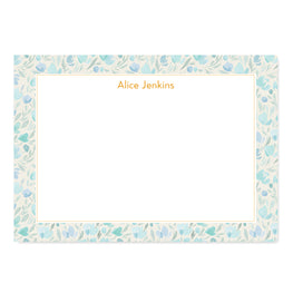 Floral Watercolour Notepaper Set