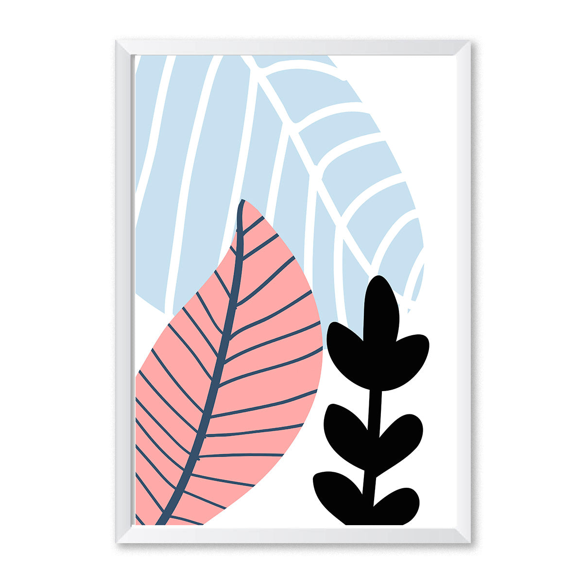 Scandinavian Pattern Poster Print-Print-Mode Prints
