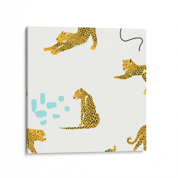 Leopard Pattern Canvas Art Print
