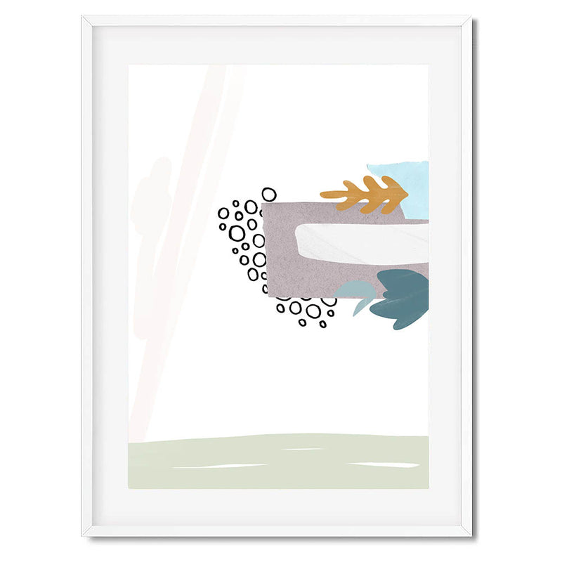 Bubbles Wall Art Print