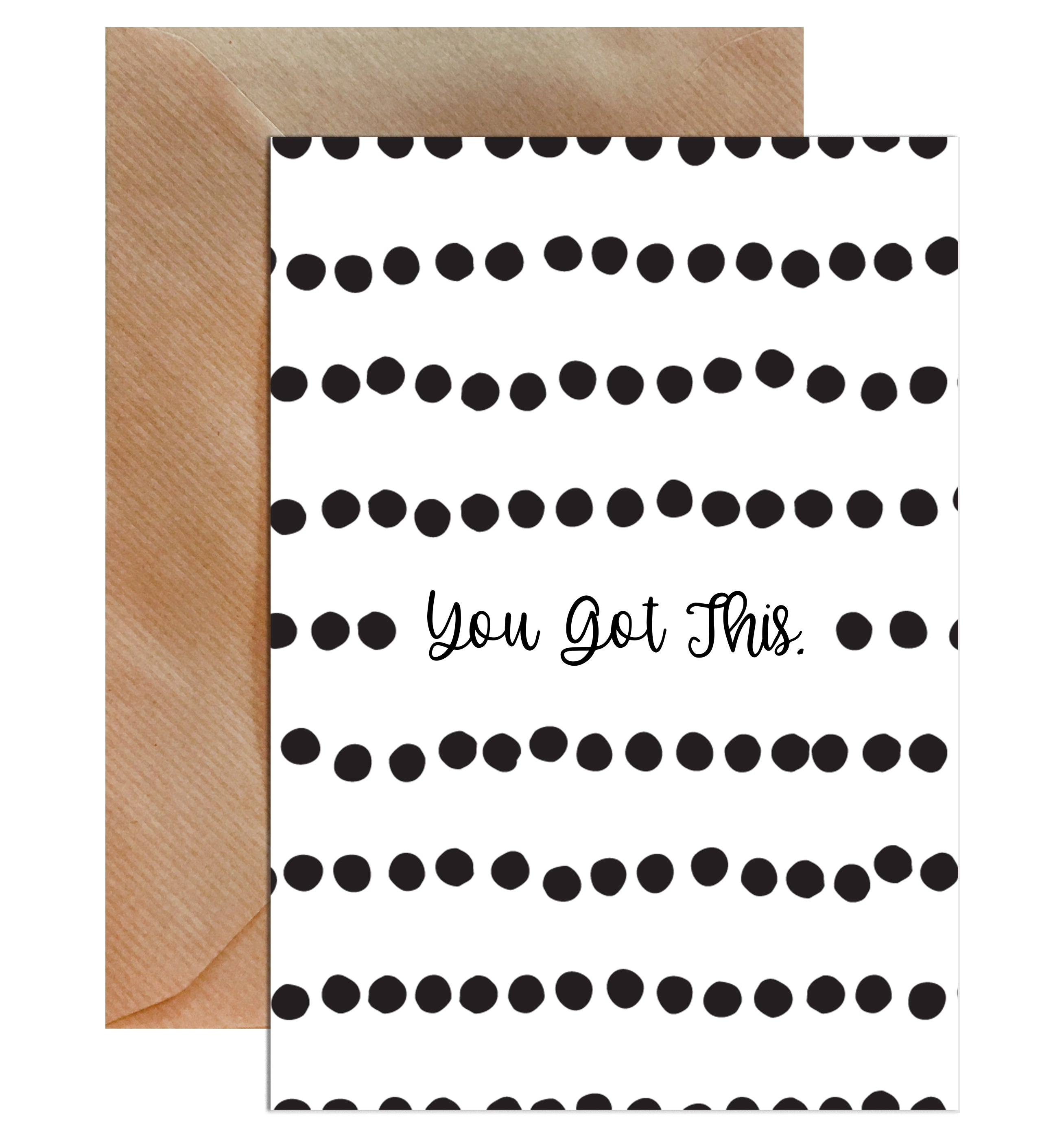 You Got This Greeting Card-Greeting Cards-Mode Prints
