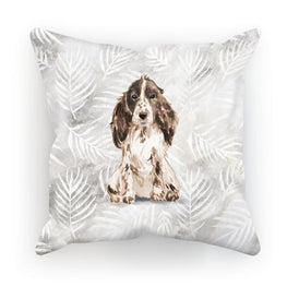Cocker Spaniel Dog Cushion