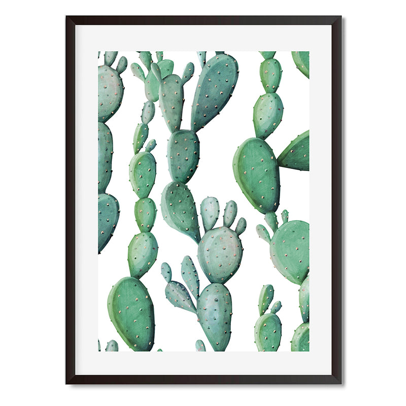 Cacti 11 Wall Art Print - Mode Prints