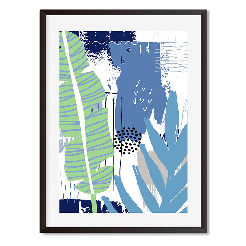 Botanical Pop 2 Wall Art Print - Mode Prints