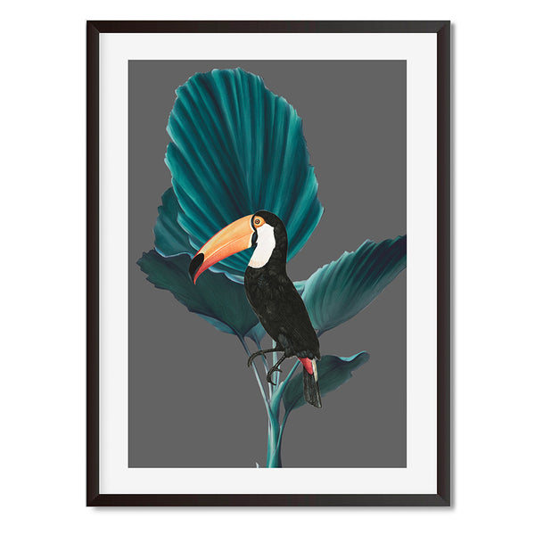 Tropical Jungle 8 Wall Art Print