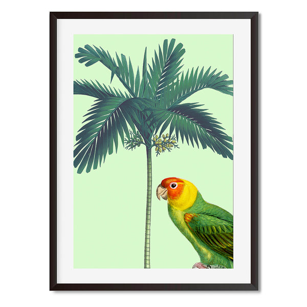 Tropical Jungle 9 Wall Art Print