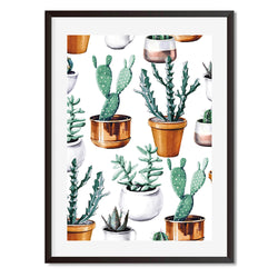 Cacti 16 Wall Art Print - Mode Prints