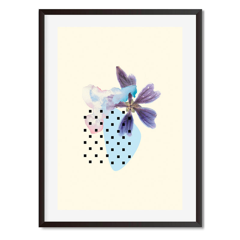 Organic Shapes 12 Wall Art Print - Mode Prints
