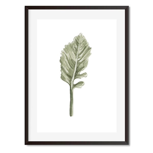 BOTANICAL LEAVES 3 Wall Art Print - Mode Prints