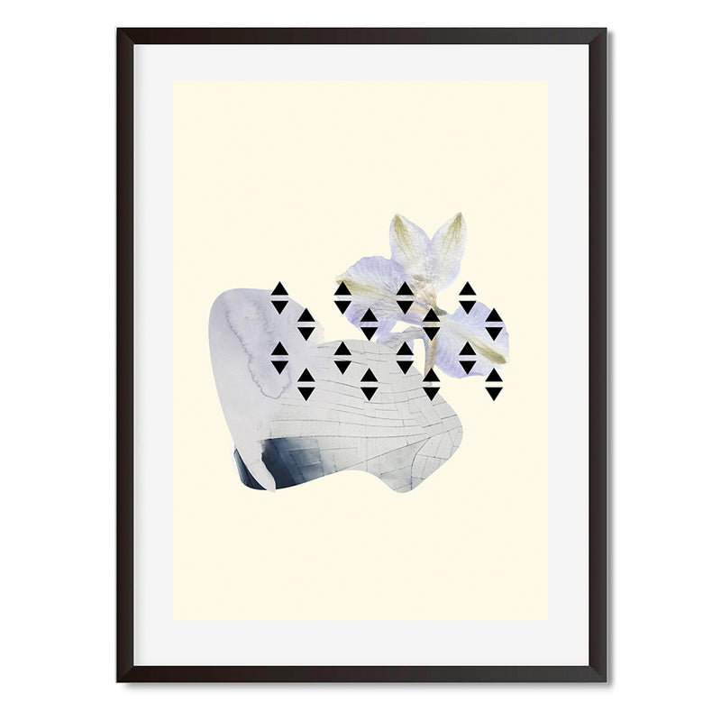 Organic Shapes 2 Wall Art Print - Mode Prints