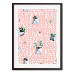 Cacti 5 Wall Art Print - Mode Prints