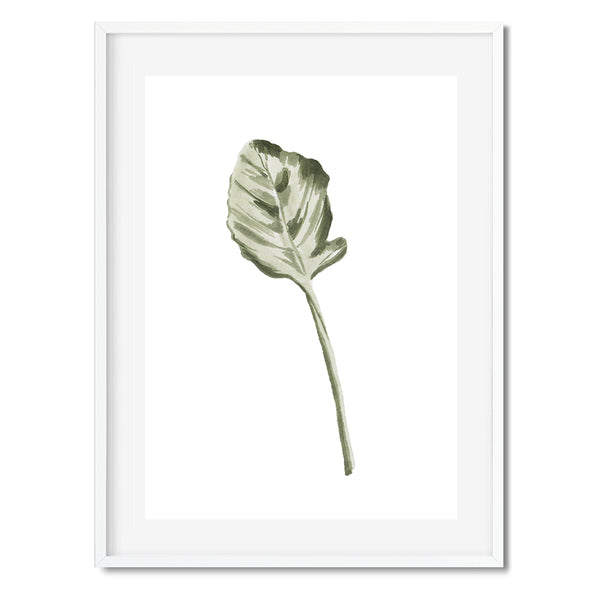 BOTANICAL LEAVES 8 Wall Art Print - Mode Prints