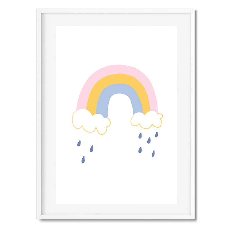 Rainbow Wall Art Print