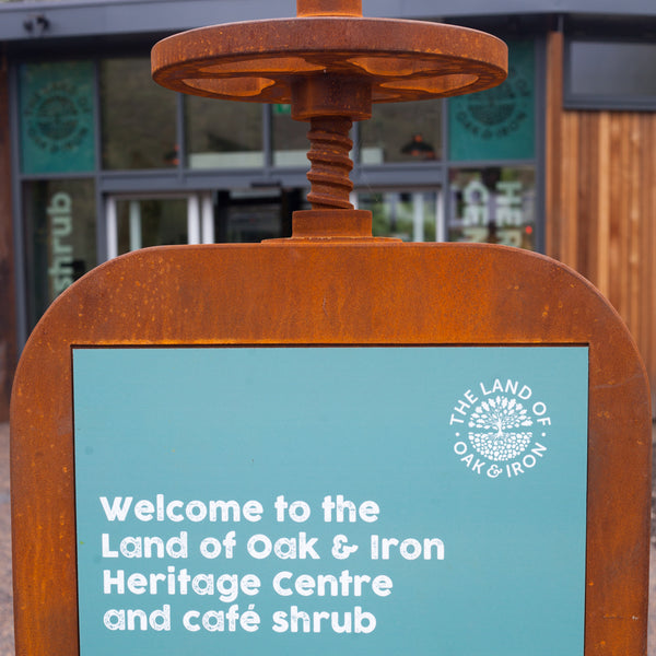 land of Oak and Iron visitor centre
