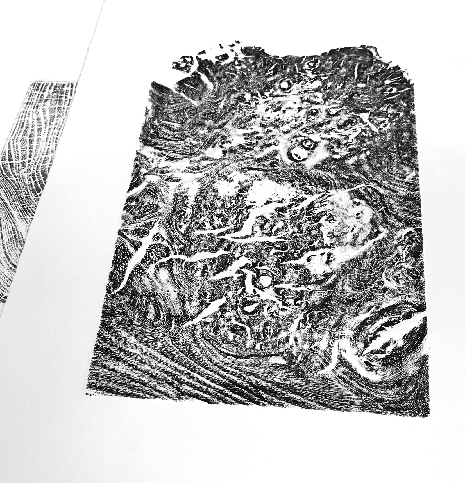 Wood printing Workshop voucher