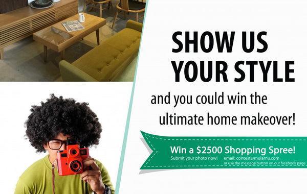 Mulamu Shopping Spree Photo Contest
