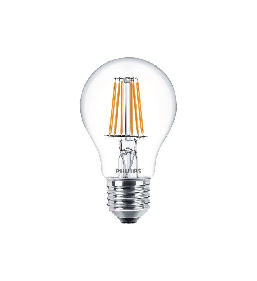 PHILIPS LED Fila 7.5-70W E27 WW A60