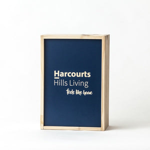 Navy Double Box