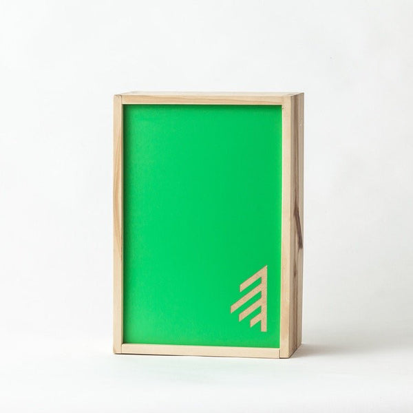 Green Double Box