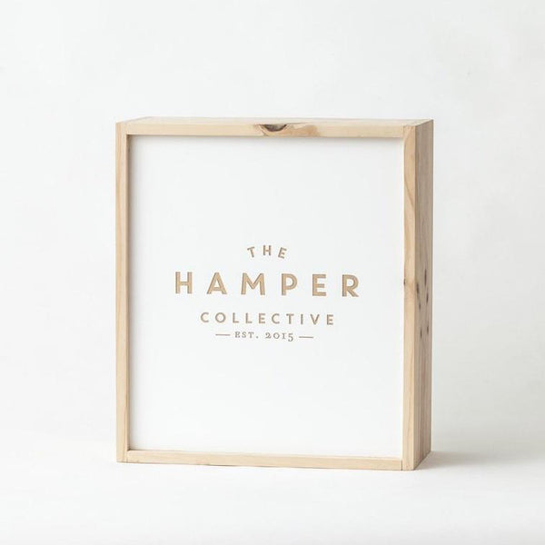 White Hamper Box