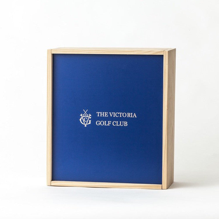 Navy Hamper Box
