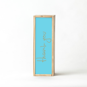 Teal Single Box