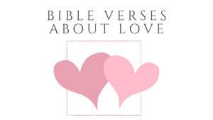 Bible Verses About Love | Authentic Hebrew & English Translation