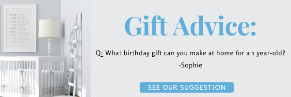Gift advice what is a good gift for a 1 year old neice