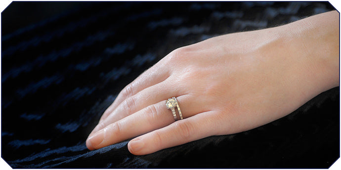 Language of Love: Engagement Ring of the Week